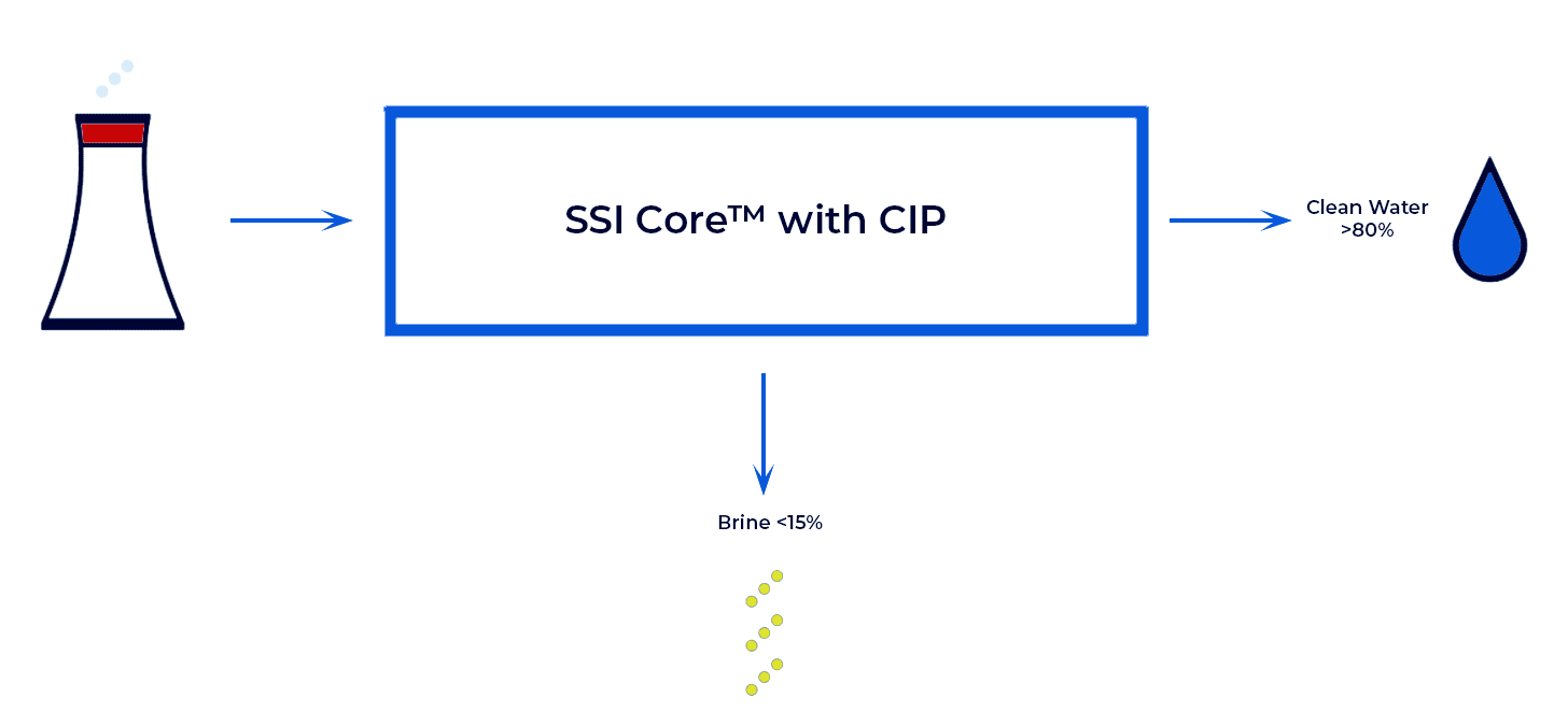 SSI Core with CIP graphic